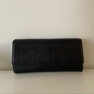 Aldo Bodega Croc Faux Leather clutch